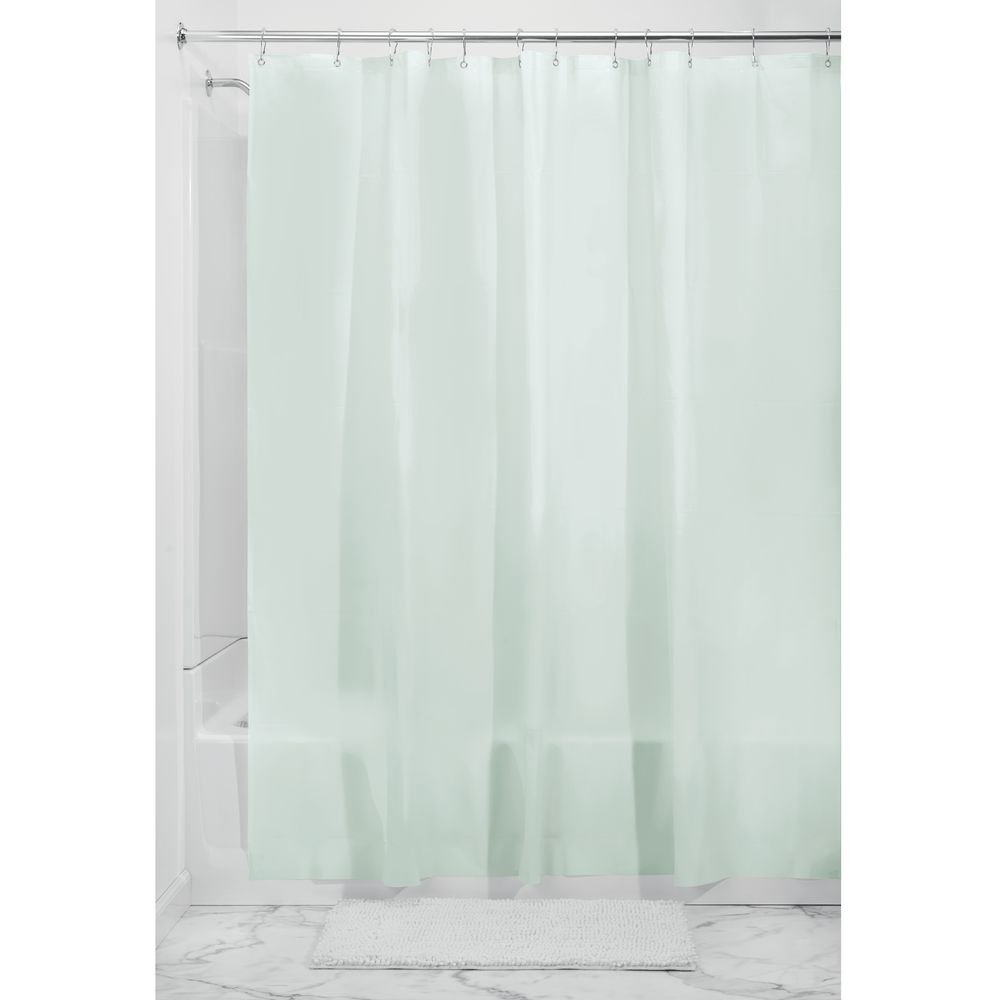 InterDesign EVA Waterproof Frost Shower Stall Curtain / Liner 14762