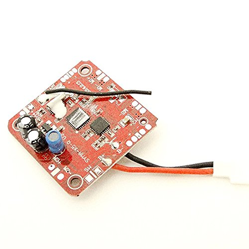 Receiver Board - TOOGOO(R)For Syma X5 X5C Quadcopter Receiver Board Spare Part X5-10