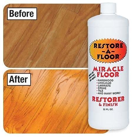 Restore A Floor Floor Finish Wood Floor Polish And Hard Wood Floor Wax To Rejuvenate Floors Including Marble Floors Vinyl Floors And Laminate