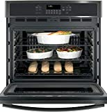 GE JT5000BLTS Electric Single Wall Oven