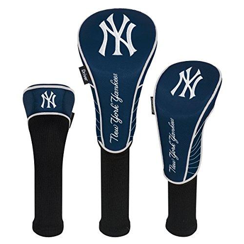 Team Effort MLB New York Yankees Set of Three Headcoversset of Three Headcovers, NA ()
