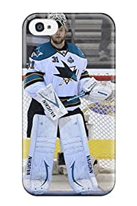 Alicia Russo Lilith's Shop san jose sharks hockey nhl (29) NHL Sports & Colleges fashionable iPhone 4/4s cases
