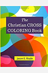 Christian Cross Coloring Book Paperback