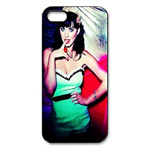Custom Katy Perry New Back Cover Case for iPhone 5 5S CP874