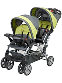 There are several accessories that can be used with the Britax B-Safe 35 Infant Car Seat. If you use the travel system, you must purchase the Click & Go Adaptor so the car seat and stroller can fit together safely.. If you have more than one vehicle that baby will be riding in, Britax offers a second base at an affordable price. The second base has the same safety systems and the same easy.