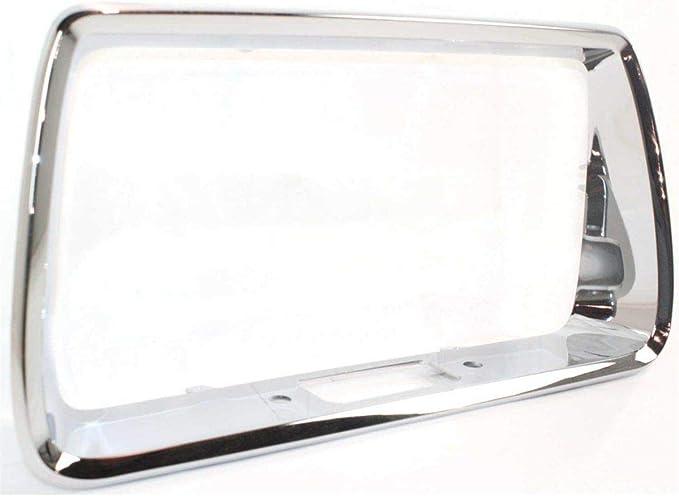 New GM1168100 Rear License Plate Frame for Chevrolet Malibu 2008-2012