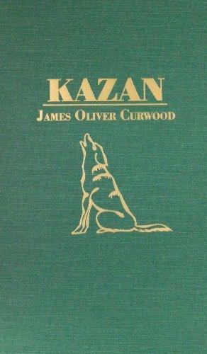 book cover of Kazan