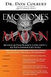 Emociones Que Matan, Don Colbert, 0881139238