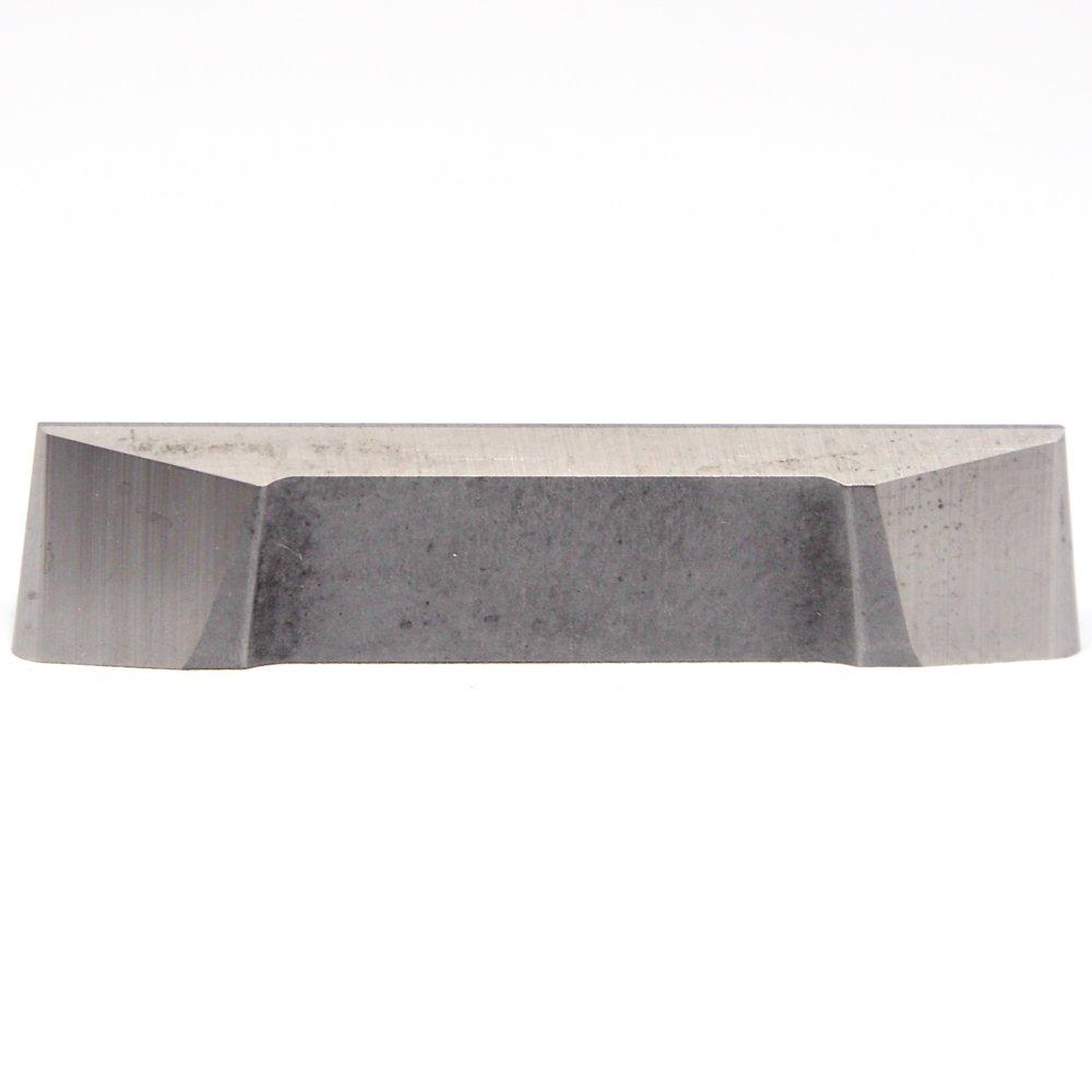 10 Pcs ATC Carbide Dogbone Grooving Inserts ATC149426 DET 2 C2