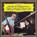 ショパン:チェロ・ソナタ、序奏と華麗なるポロネーズ/シューマン:アダージョとアレグロ