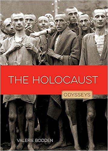 Lehrbuch kostenlos herunterladen The Holocaust (Odysseys in History) PDF PDB CHM 1628321288
