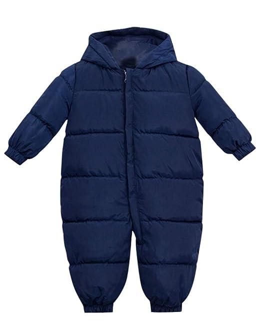 Shaoyao Bebé Niños Niñas De Invierno Ropa Camuflaje Baby Romper De Una Pieza Recién Nacido Cálidos: Amazon.es: Ropa y accesorios