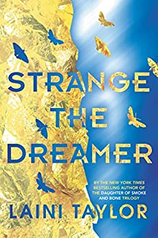 Strange the Dreamer by [Taylor, Laini]