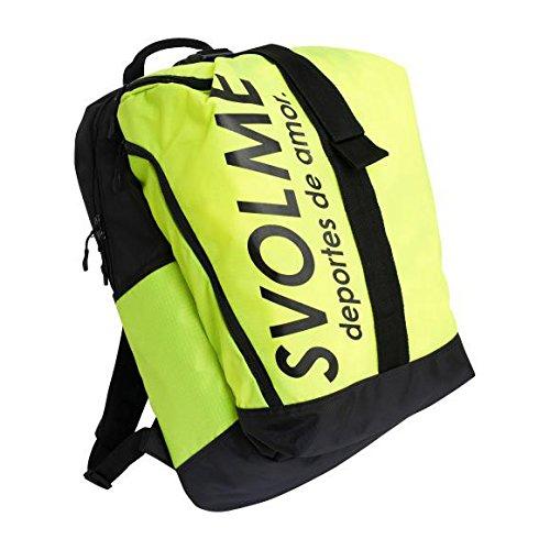 SVOLME(スボルメ)バックルバックパック メンズ レディース スポーツバッグ リュック サッカー フットサル 181-73720 B07BF86S7SLIME FREE