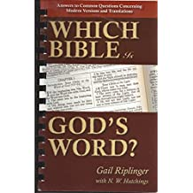 Which Bible is God's Word