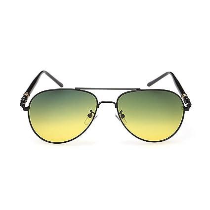 JXL Gafas De Conducción Polarizadas HD, Día Y Noche, Gafas De Conducción para Montar