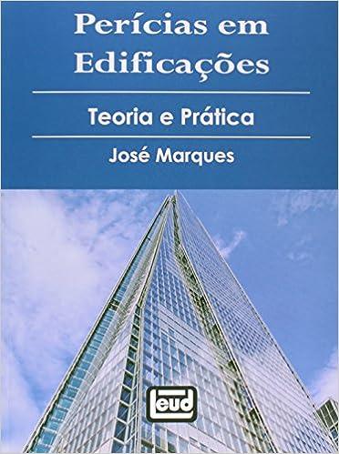 Book Pericias em Edificacoes: Teoria e Pratica