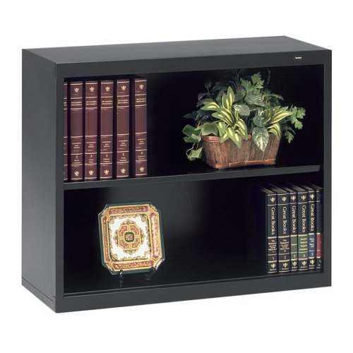 Tennsco Welded Bookcase - 34.5