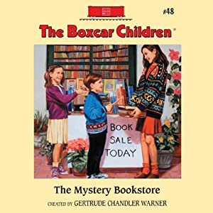 The Mystery Bookstore Audiobook