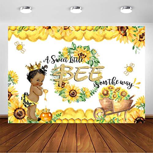 Sunflower Baby Shower - COMOPHOTO Sweet Bee Baby Shower Photography