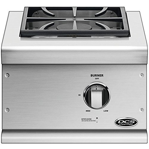7. DCS Built-In Single Side Burner (71135) (BGC131-BI-L), Propane