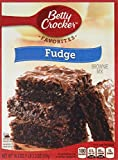Betty Crocker Fudge Brownies, 18.3 Ounce Box (Pack of 12)