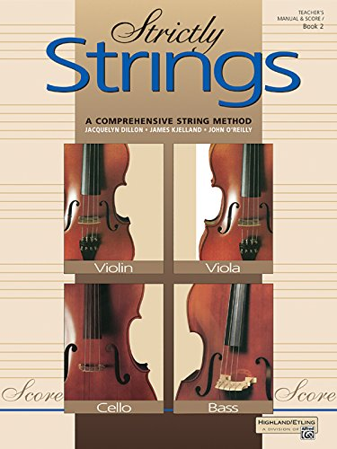 (Strictly Strings, Bk 2: Conductor's Score, Comb Bound Book)