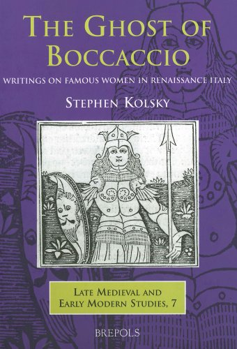giovanni boccaccio essay Giovanni boccaccio's the decameron, written in the early renaissance, is a sharp social commentary that reflected the ideas and themes of the renaissance and of.