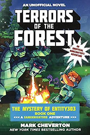 book cover of Terrors of the Forest