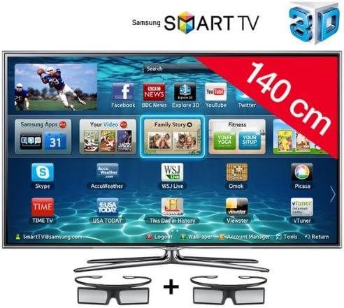 Samsung UE55ES6800S - Televisor (139,7 cm (55