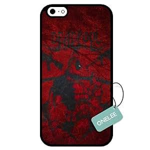 Onelee(TM) - Deadpool Marvel comic superhero iPhone 6 Case & Cover - iPhone 6 Case - Black 7 WANGJING JINDA