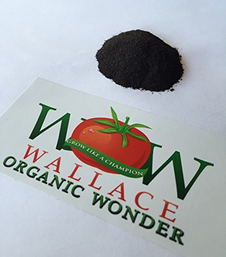Wallace Organic Wonder Soluble Seaweed Powder Organic Fertilizer (10.7 Ounces)