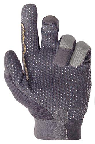 Improved Dexterity CLC Custom Leathercraft 125S Handyman Flex Grip Work Gloves Excellent Grip Stretchable Tough Shrink Resistant