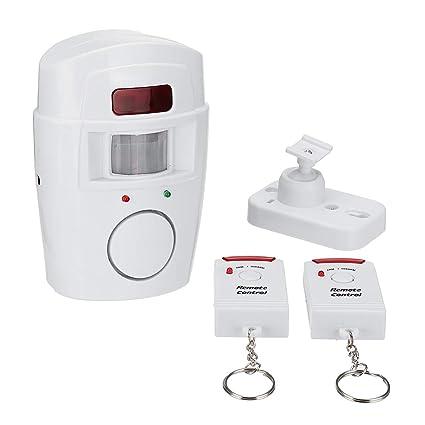 DyNamic Alarma inalámbrica del sensor de movimiento de PIR ...