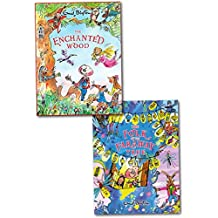 Enid Blyton Magic Faraway Tree & Enchanted Wood Collection 2 Full Colour Illustrated Gift Books Collection Pack (The Magic Faraway Tree, The Enchanted Wood