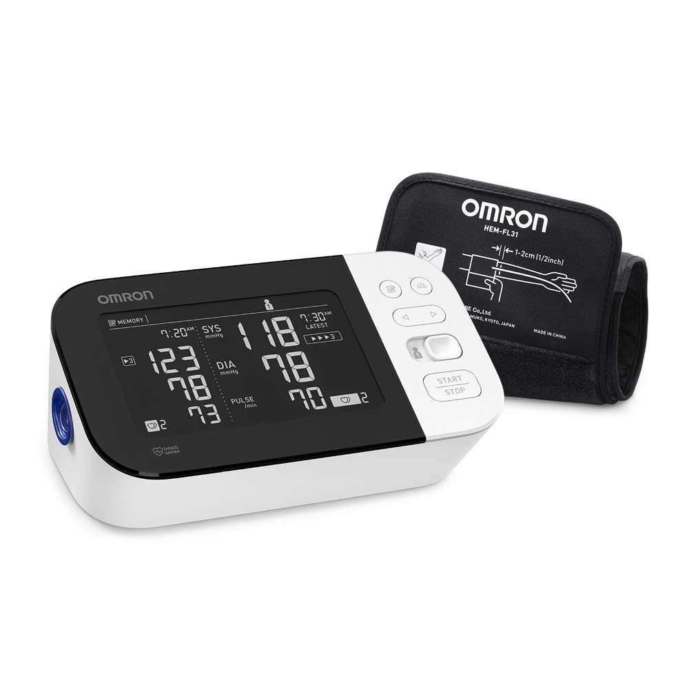 Omron 10 Series Wireless Upper Arm Blood Pressure Montior by Omron