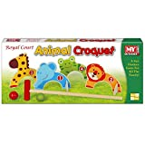 M.Y Outdoor Games - Animal Croquet - Children's Outdoor Games