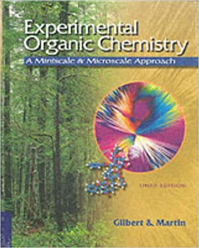 Experimental organic chemistry a miniscale and microscale approach experimental organic chemistry a miniscale and microscale approach with cd rom john c gilbert stephen f martin 9780030340635 amazon books fandeluxe Image collections