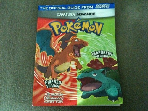 Pokemon fire red and leaf green (prima official game guide.