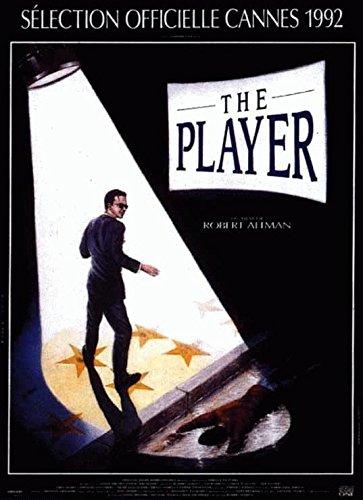 The Player-Robert Altman-116 cm x 158 Cartel Cinema original ...