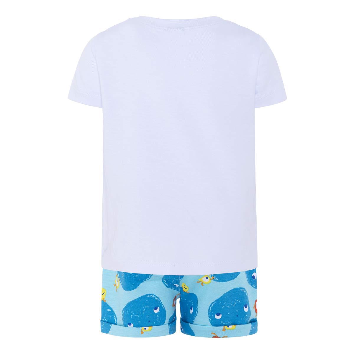 Tuc Tuc Camiseta+Bermuda Punto Estampada Ni/ño Havana/&frien Completino Bimbo