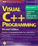 Visual C++ Programming, Holzner, Steven, 156686142X
