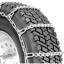 Security Chain Company QG2829 Quik Grip V-Bar Light Truck LRS Tire Traction Chain - Set of 2