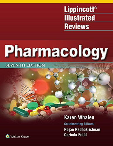 Pdf Medical Books Lippincott Illustrated Reviews: Pharmacology (Lippincott Illustrated Reviews Series)