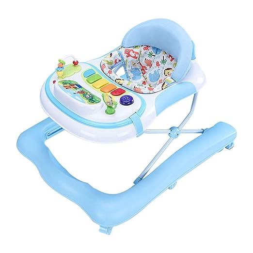 HUYP Baby Walkers para Niñas Boy Walker Primeros Pasos Centro De ...