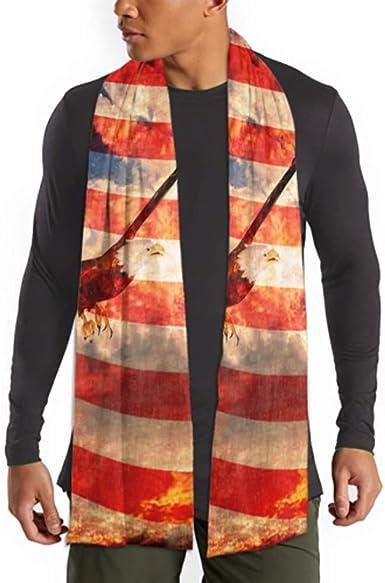 H.D. Bufanda de algodón para hombre y mujer de invierno, diseño ...