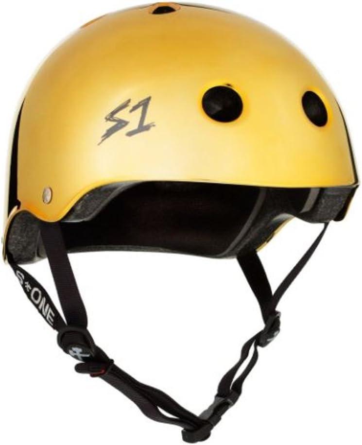 Multiple Impact Helmet Bright Green Matte Large 22 S-ONE Lifer CPSC