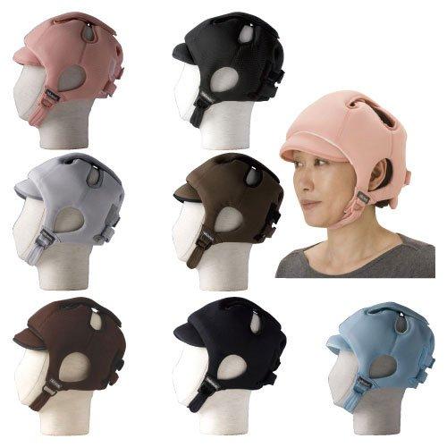 保護帽[アボネットガードメッシュC]幼児サイズ 2034ブラウン /8-9351-04   B010AO5C8A
