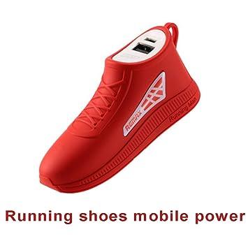 Zapatos para Correr Mobile Power 2500 Mah Colgante Cargador ...