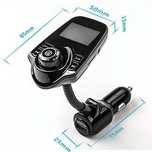 "1.5"" Kit Bluetooth Mp3 Player MMC USB Remote Transmitter Modulator"